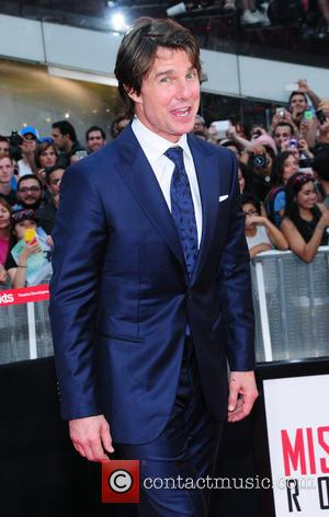 Tom Cruise - New York premiere of 'Mission Impossible: Rogue Nation' - Arrivals - New York City, New York, United...