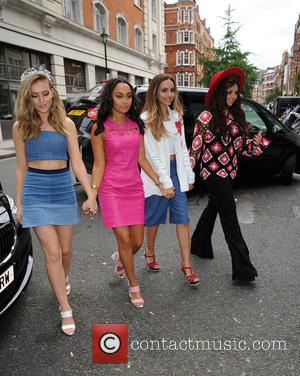 Little Mix, Jade Thirlwall, Perrie Edwards, Leigh-anne Pinnock and Jesy Nelson