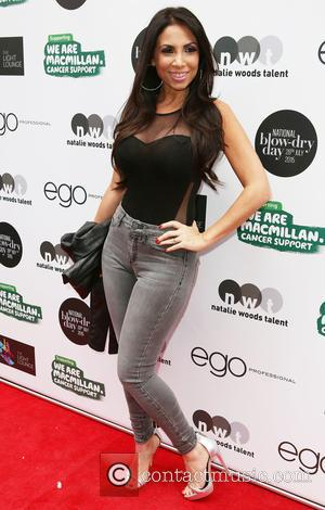 Francine Lewis - Ego Professional x Macmillan Cancer party arrivals - London, United Kingdom - Tuesday 28th July 2015