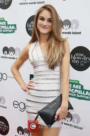 Nikki Grahame - Ego Professional x Macmillan Cancer party arrivals - London, United Kingdom - Tuesday 28th July 2015