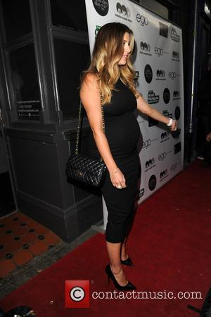 Imogen Thomas - Ego Professional and Macmillan Cancer Party at The Light Lounge - Arrivals - London, United Kingdom -...