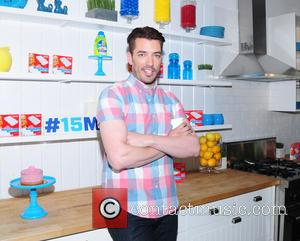 Jonathan Scott - Jonathan Scott and Ashley Greene host Mr. Clean 15 minute Reno at 24th Street Loft - New...