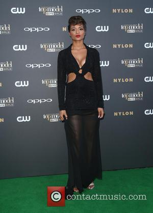 Ashley Molina - 'America's Next Top Model' Cycle 22 Premiere Party Presented By OPPO And NYLON at Greystone Manor -...