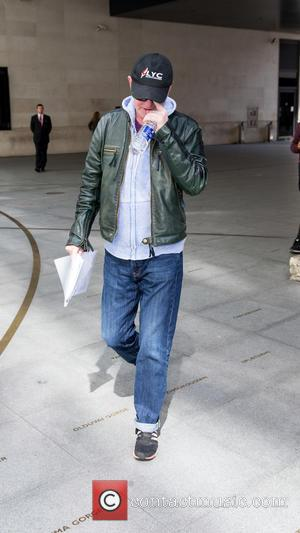 Chris Evans - Celebrities at the BBC Studios - Chris Evans at BBC Portland Place - London, United Kingdom -...