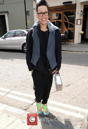 Gok Wan - Gok Wan out and about in Soho - London, United Kingdom - Wednesday 29th July 2015