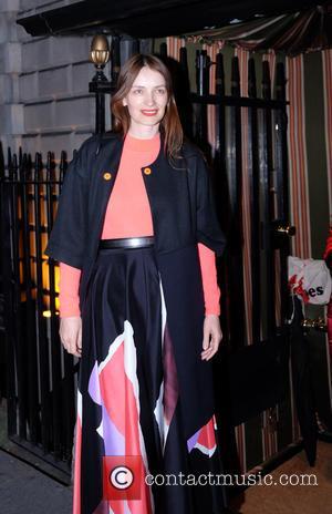 Roksanda Illincic - Iris Apfel arrives at Annabel's Berkeley Sq to celebrate launch of film - London, United Kingdom -...