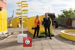 Joanna Lumley - Joanna Lumley launches Spark Something Good, Marks & Spencer's new initiative, which aims to inspire the nation...