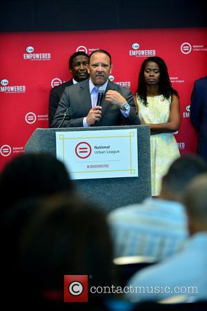National Urban League President & CEO Marc H. Morial - attends the National Urban League Press Conference at at Broward...