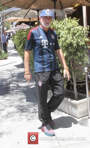 Prinz von Anhalt - Prinz von Anhalt goes shopping in Beverly Hills - Los Angeles, California, United States - Wednesday...