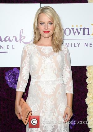 Sara Foster - Hallmark Channel and Hallmark Movies & Mysteries Summer Press Tour at Private Residence - Beverly Hills, California,...