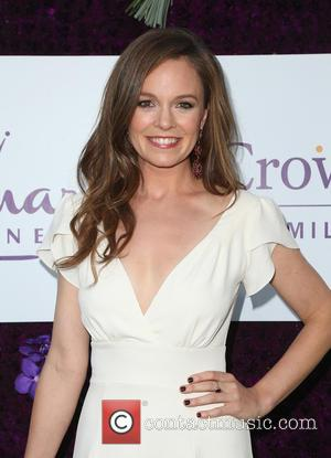 Rachel Boston - Hallmark Channel and Hallmark Movies & Mysteries Summer Press Tour - Arrivals at Private Residence - Los...