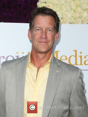 James Denton - Hallmark Channel and Hallmark Movies & Mysteries Summer Press Tour - Arrivals at Private Residence - Los...