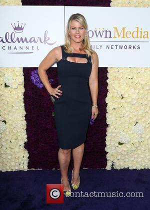 Alison Sweeney - Hallmark Channel and Hallmark Movies & Mysteries Summer Press Tour - Arrivals at Private Residence - Los...