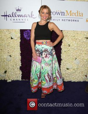 Candace Cameron Bure - Hallmark Channel and Hallmark Movies & Mysteries Summer Press Tour - Arrivals at Private Residence -...