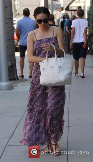 Emmy Rossum - Emmy Rossum out in Beverly Hills - Los Angeles, California, United States - Thursday 30th July 2015