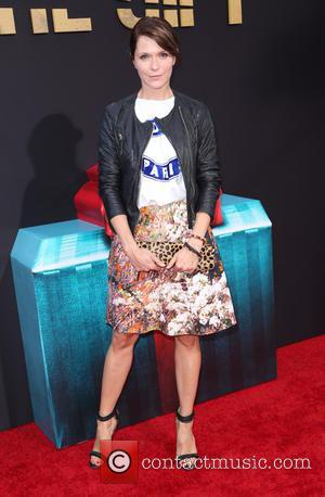 Katie Aselton - 'The Gift' premiere at Regal Cinemas L.A. Live - Arrivals - Los Angeles, California, United States -...