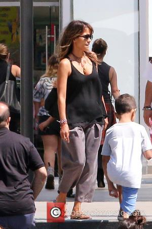 Halle Berry and Maceo Robert Martinez