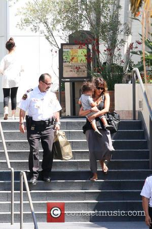 Halle Berry and Maceo Robert Martinez