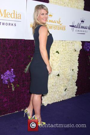 Alison Sweeney - Hallmark Channel Summer TCA 2015 Party at Private Residence - Beverly Hills, California, United States - Thursday...