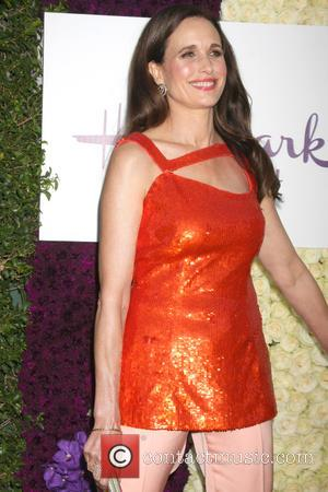 Andie MacDowell - Hallmark Channel Summer TCA 2015 Party at Private Residence - Beverly Hills, California, United States - Thursday...
