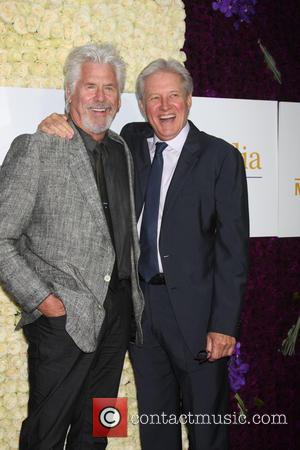 Barry Bostwick and Bruce Boxleitner