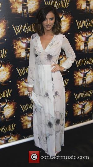 maria fowler - 'Impossible' launch and press night - Arrivals - London, United Kingdom - Thursday 30th July 2015