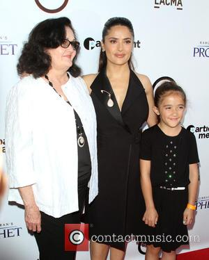 Salma Hayek: 'Syrian Refugees Need Support To Inspire Change'