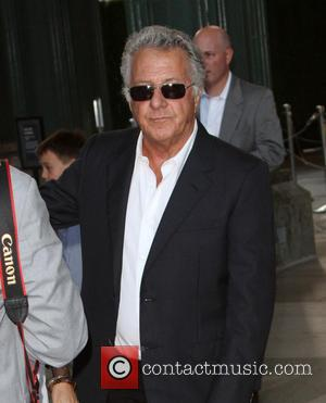 Dustin Hoffman - Kahlil Gibran's The Prophet Special Screening held at LACMA's Bing Theatre at LACMA's Bing Theatre - Los...