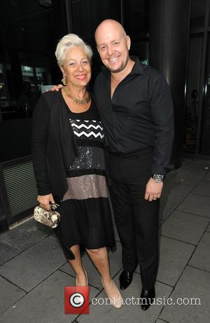 Denise Welch and Lincoln Towneley