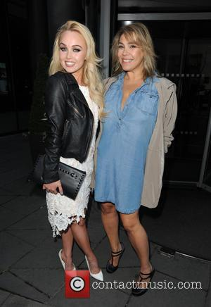 Jorgie Porter and Nicole Barber Lane - The Viva Magazine Summer Party 2015 at the Double Tree Hilton Hotel in...