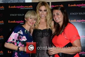 Stacey Solomon - Stacey Solomon launches her fashion collaboration with Look Again at the Ham Yard Hotel, London - London,...