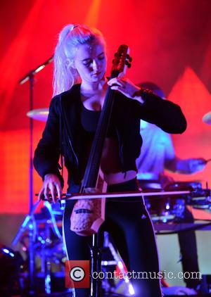 Clean Bandit - Camp Bestival 2015 at Lulworth Castle - Day 1 at Camp Bestival, Bestival - Lulworth  Cove,...