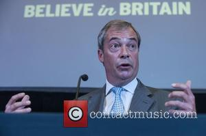 Nigel Farage - UK Independence Leader (UKIP) leader Nigel Farage gives a speech on how the 'No' campaign can win...