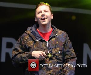 Professor Green - Camp Bestival 2015 at Lulworth Castle - Day 1 at Lulworth Castle, Camp Bestival, Bestival - Lulworth,...