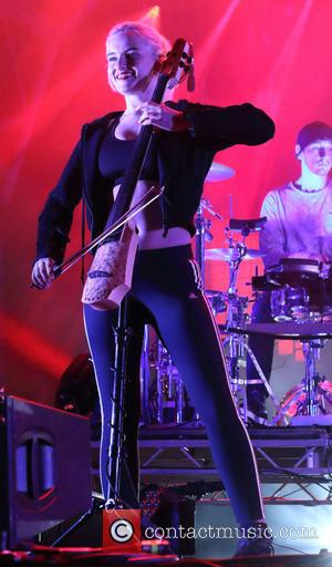 Clean Bandit , Grace Chatto - Camp Bestival 2015 at Lulworth Castle - Day 1 at Lulworth Castle, Camp Bestival,...