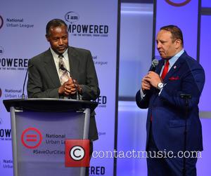Dr. Ben Carson - Dr. Ben Carson speaks during the Presidential Candidates Plenary at the National Urban League Conference at...
