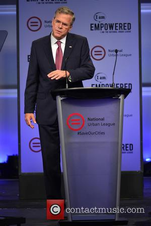 Jeb Bush - Jeb Bush speaks during the Presidential Candidates Plenary at the National Urban League Conference at the Fort...