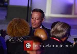 Democratic Presidential hopeful former Maryland Gov. Martin O'Malley - Martin O'Malley speaks during the Presidential Candidates Plenary at the National...