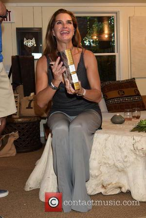 Brooke Shields - Brooke Shields promotes and signs copies of her new book 'There was  a Little Girl' at...