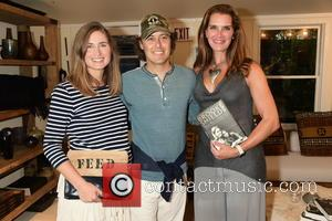 Lauren Bush Lauren, David Lauren and Brooke Shields