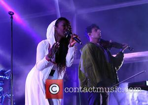 Clean Bandit - Camp Bestival 2015 at Lulworth Castle - Day 1 - Performances at Lulworth Castle, Camp Bestival, Bestival...