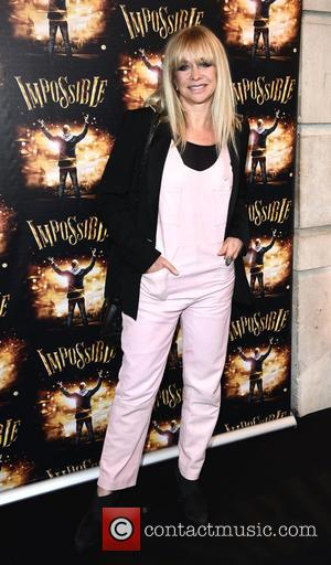 Jo Wood - 'Impossible' Press Night at the Noel Coward Theatre, London at Noel Coward Theatre - London, United Kingdom...