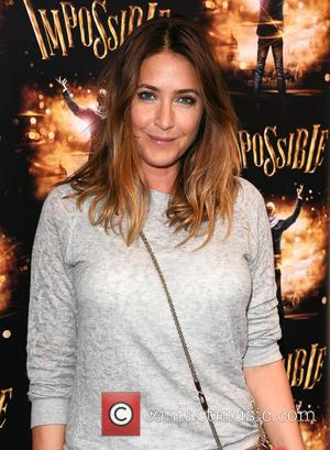 Lisa Snowdon - 'Impossible' Press Night at the Noel Coward Theatre, London at Noel Coward Theatre - London, United Kingdom...