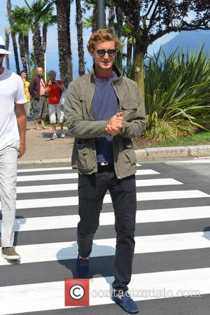 Pierre Casiraghi - Pierre Casiraghi arrives in Stresa, Italy, ahead of his second wedding to Beatrice Borromeo - Stresa, Italy...