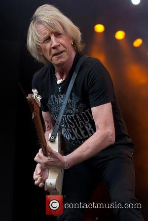 Status Quo and Rick Parfitt