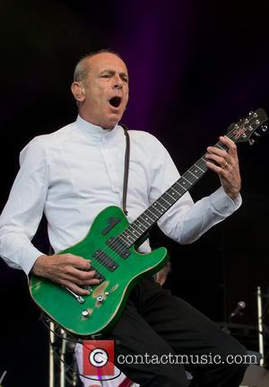 Status Quo and Francis Rossi
