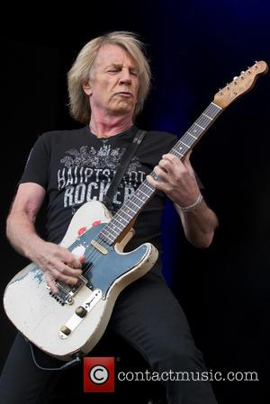 Status Quo Manager: 'Rick Parfitt's Wife Did Not Cover Health Drama Expenses, I Did'