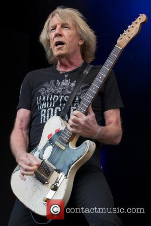 Francis Rossi: 'Rick Parfitt Is Getting Better Slowly'