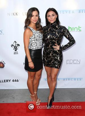 Josie Loren and Cassie Scerbo
