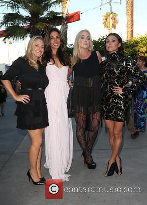 Whitney Cameron, Leilani Dowding, Nikki Lund and Cassie Scerbo